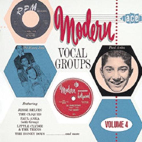 Vol.4, Modern Vocal Groups
