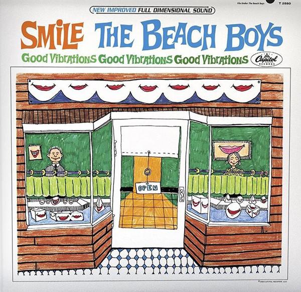 Smile Sessions (2-LP) 180g Vinyl - Gatefold