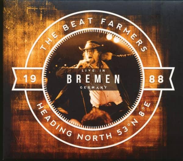 Heading North 53°N 8°E - Live in Bremen 1988 (CD)