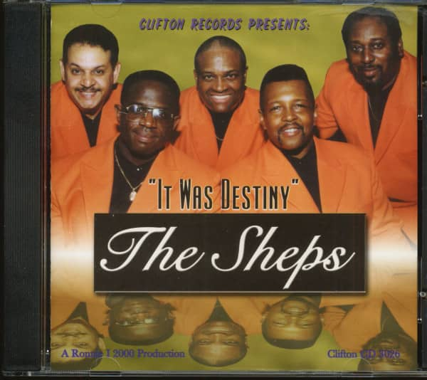 It Was Destiny (CD)