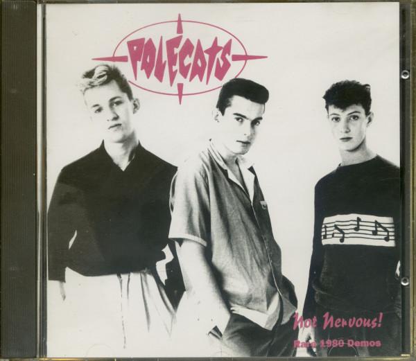 Not Nervous! Rare 1980 Demos (CD)