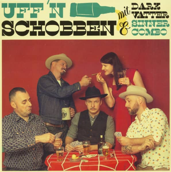 Uff'n Schobben mit Dark Vatter & Sinner Combo (LP)