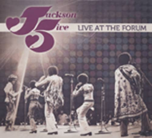 Live At The Forum 1970 - 72 (2-CD) Limited Ed.