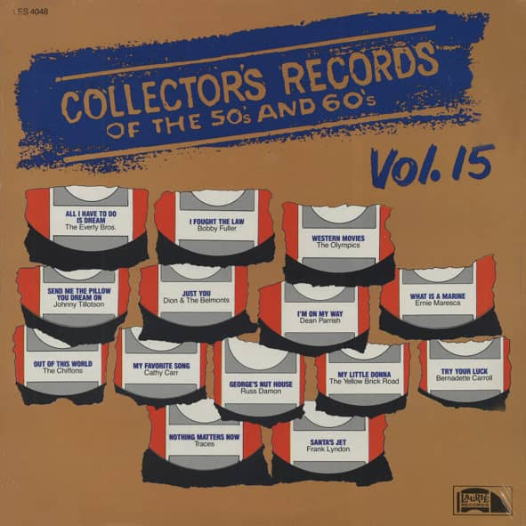 Collector's Records Of The 50s & 60s Vol.15