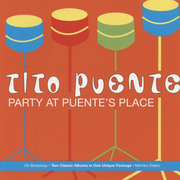 Party At Puente's Place 2-CD