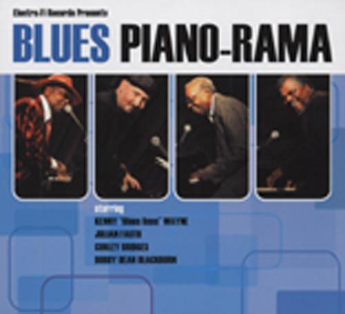 Electro-Fi Records Presents Blues Piano-Rama