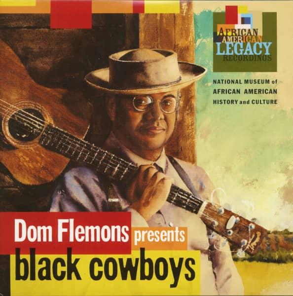 Dom Flemons Presents Black Cowboys (2-LP)