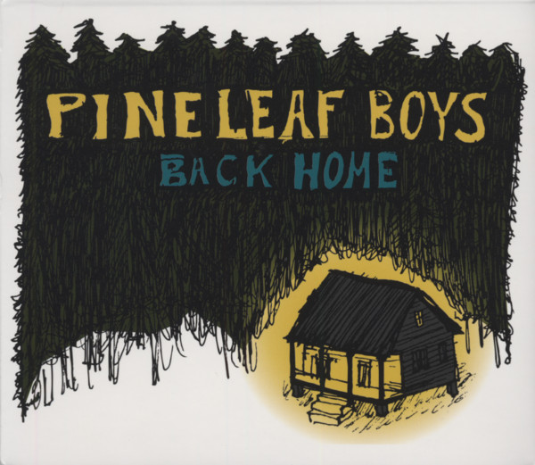 Back Home (CD)
