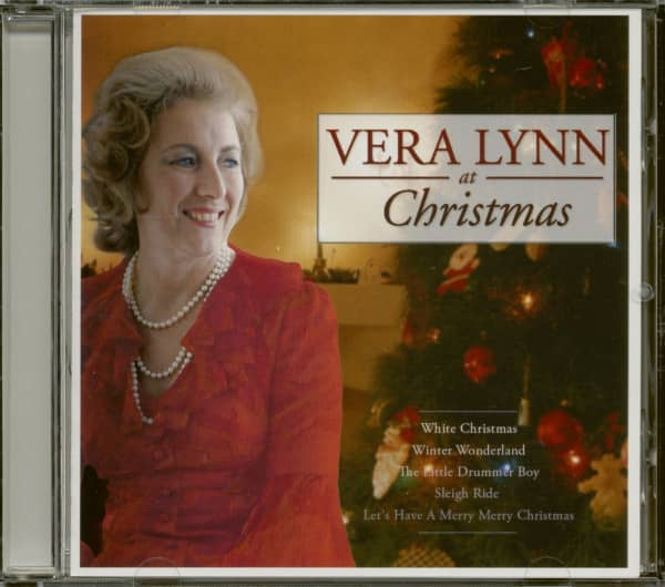 Vera Lynn At Christmas (CD)