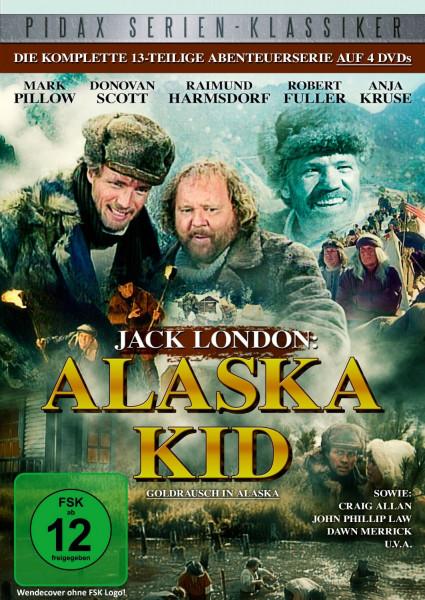 Alaska Kid (4-DVD)