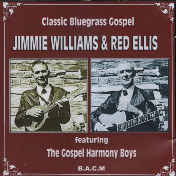 Bluegrass Gospel 1958-60