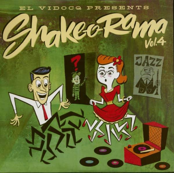 Shake-O-Rama Vol.4 (LP &ampamp; CD)