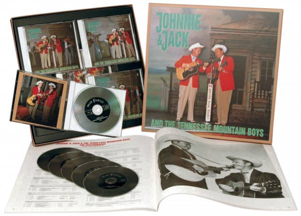 & The Tennessee Mountain Boys (6-CD Deluxe Box Set)