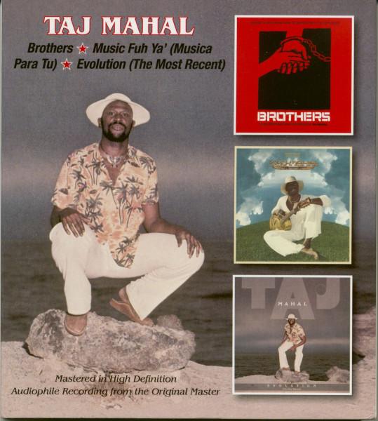 Brothers, Music Fuh Ya', Evolution (2-CD)