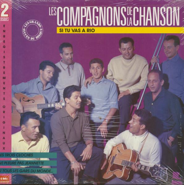 Si Tu Vas A Rio - Enregistrements Originaux (2-LP)