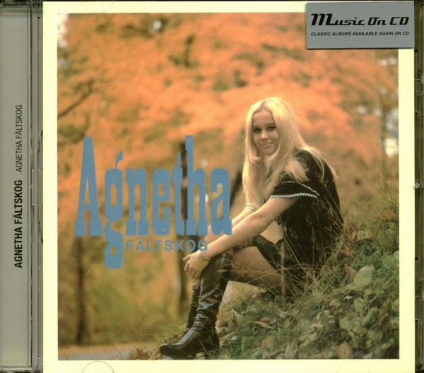 Agnetha Fältskog (CD)