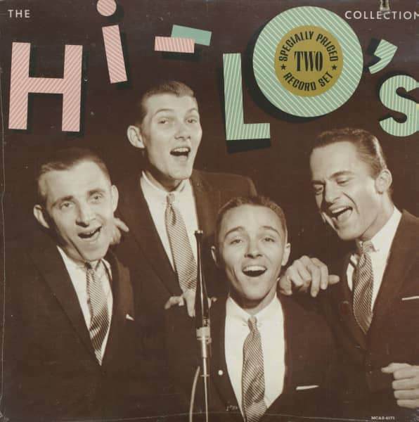 The Hi-Lo's Collection (2-LP)