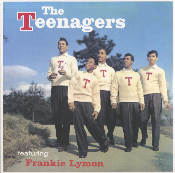 The Teenagers Featuring Frankie Lymon (LP)