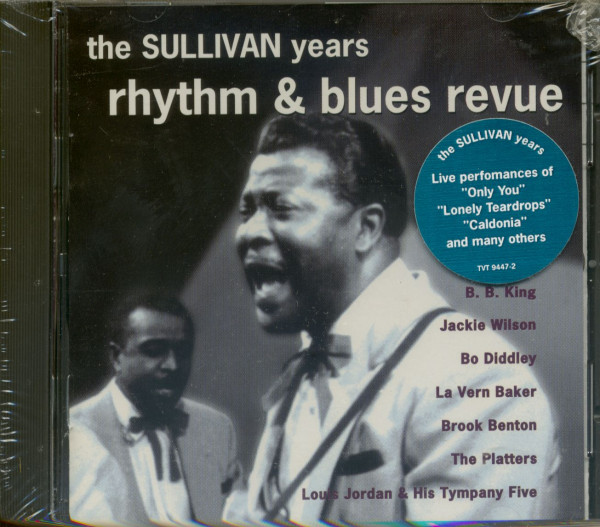 The Ed Sullivan Years - Rhythm & Blues Revue (CD)