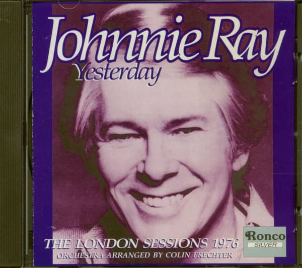 Yesterday - The London Sessions 1976 (CD)