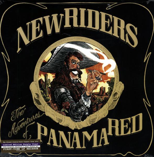 Adventures of Panama Red (LP, Ltd.)