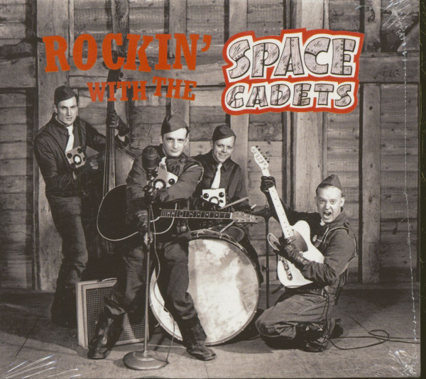 Rockin' With The Space Cadets