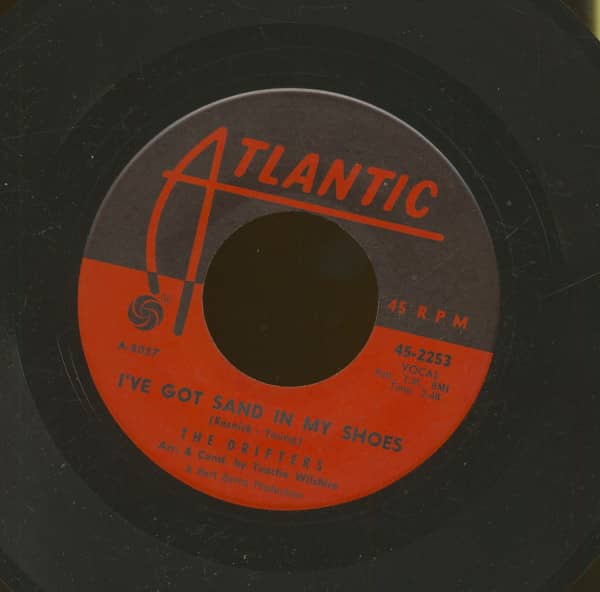 I've Got Sand In My Shoes - He's Just A Playboy (7inch, 45rpm)