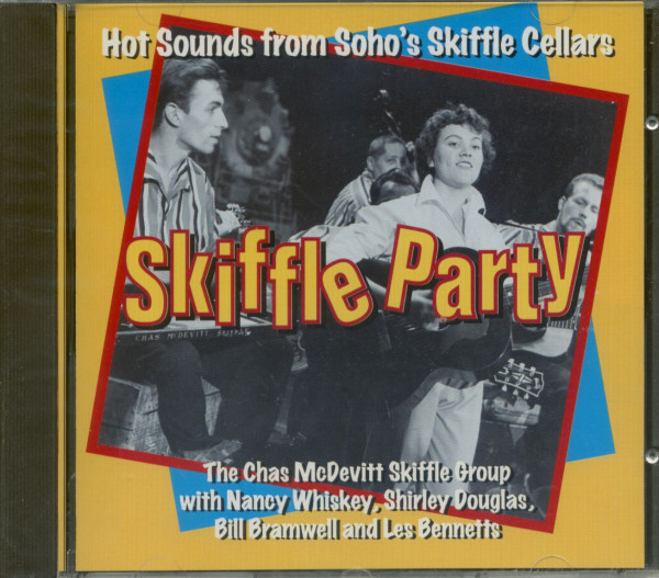 Skiffle Party (CD)