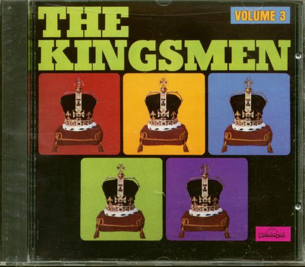 The Kingsmen - Volume 3 (CD)
