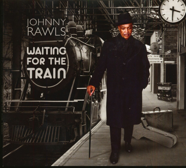 Waiting For The Train (CD)