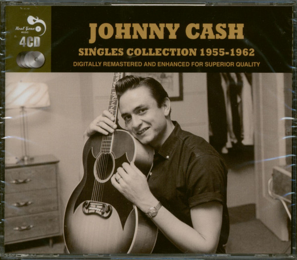 Singles Collection 1955-1962 (4-CD)