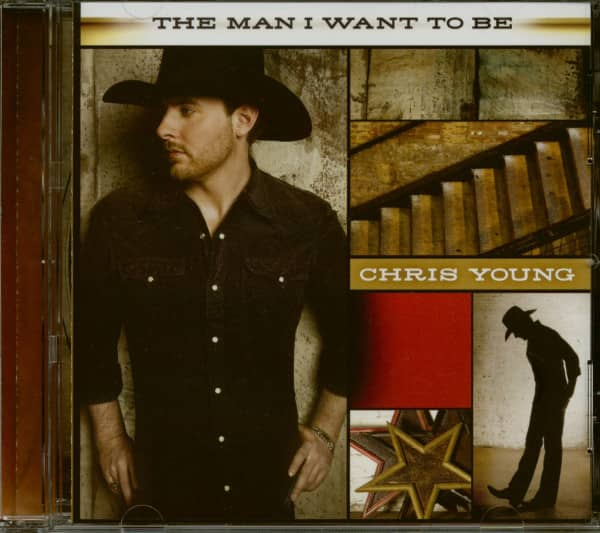 The Man I Want To Be (CD)