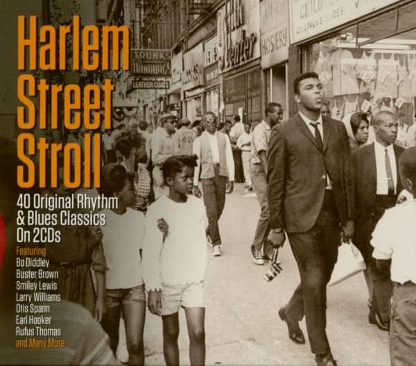 Harlem Street Stroll (2-CD)