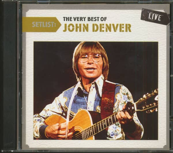 Setlist: The Very Best Of John Denver Live (CD)