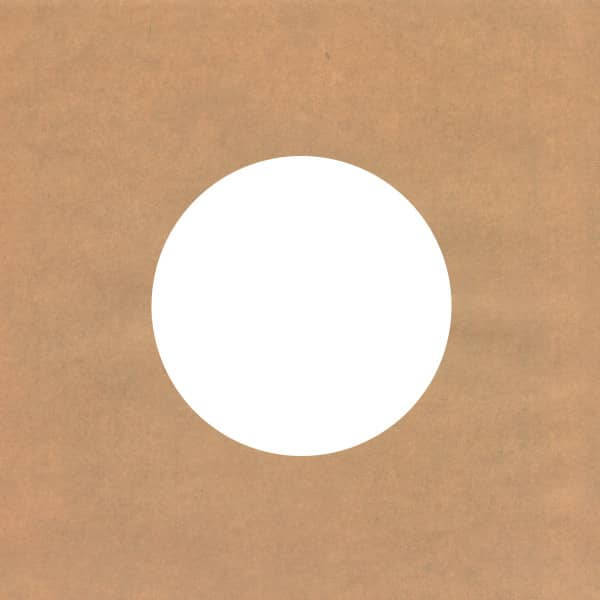 (10) Uni - Old Style (brown) - 45rpm record sleeve - 7inch Single Cover