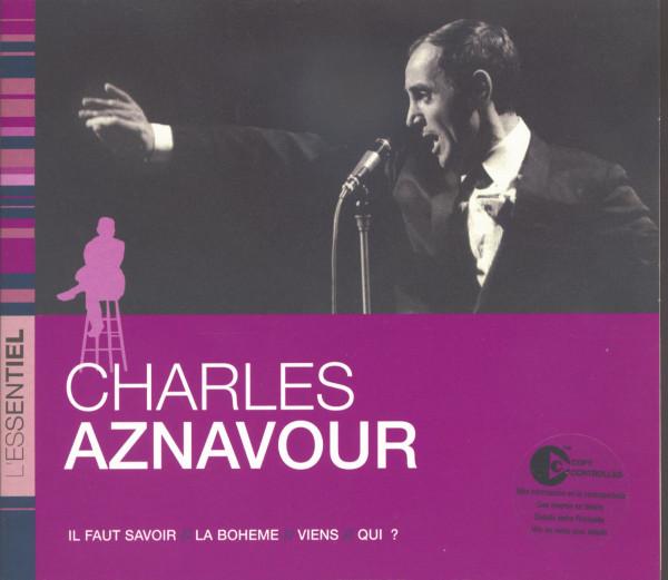 L'Essentiel Charles Aznavour (CD)