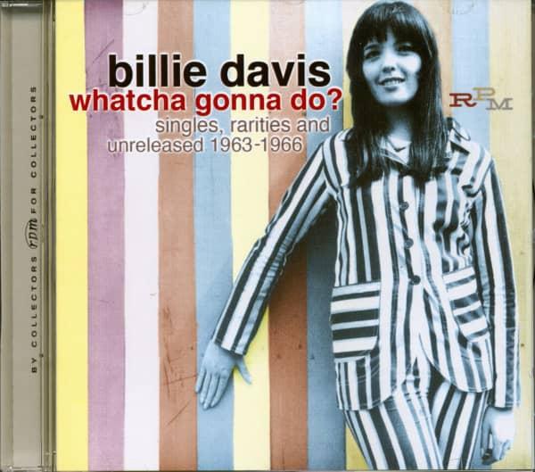 Whatcha Gonna Do (CD)