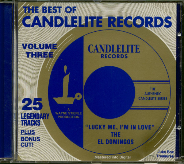 The Best Of Candlelite Records Vol.3 (CD)
