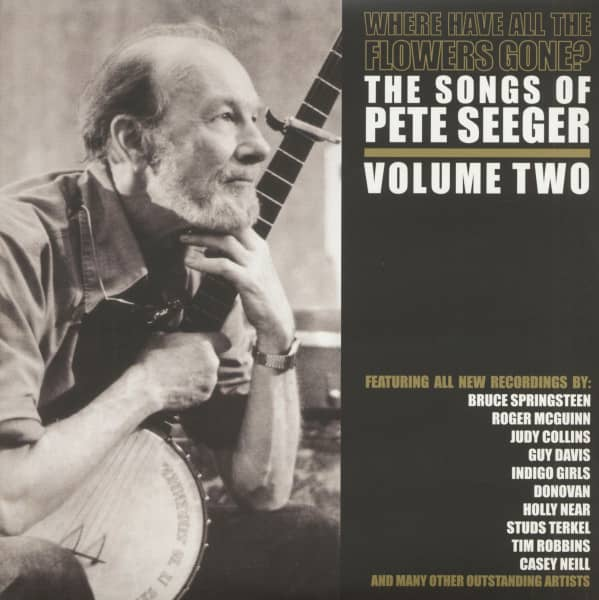 Where Have All The Flowers Gone? - The Songs Of Pete Seeger Vol.2 (2-LP)