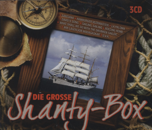 Die grosse Shanty Box (3-CD)