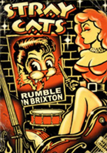 Rumble In Brixton (DVD)