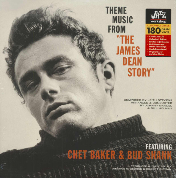Theme Music From 'The James Dean Story' (LP, 180g Vinyl)