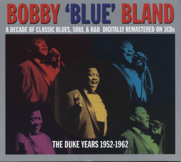 Duke Years 1952-62