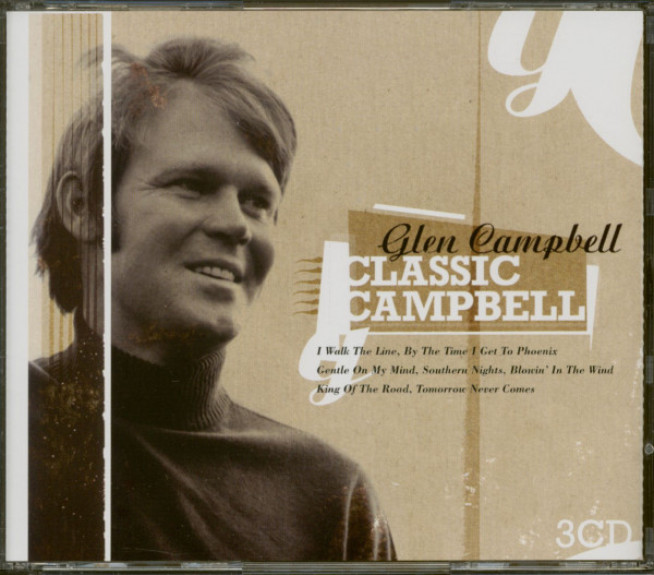 Classic Campbell (3-CD)