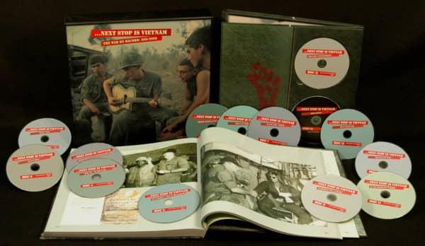 Next Stop Is Vietnam 1961-2008 (13-CD)