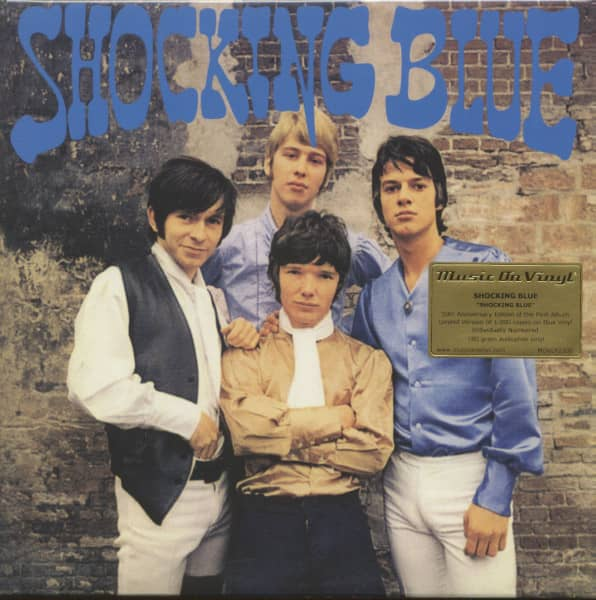 Shocking Blue (LP, 180g Vinyl, Ltd.)