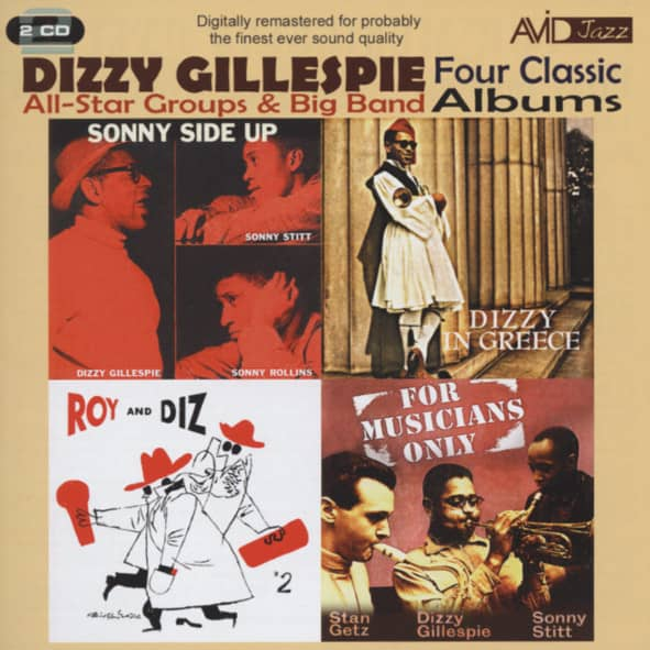 Four Classic Albums 2-CD
