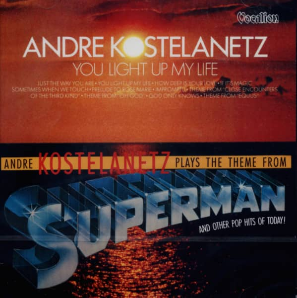 You Light Up My Life & Superman (2-CD)