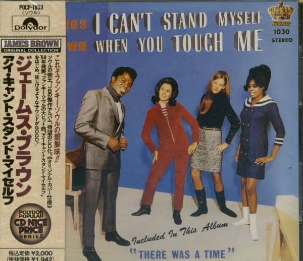 I Can't Stand Myself When You Touch Me (CD, Japan)