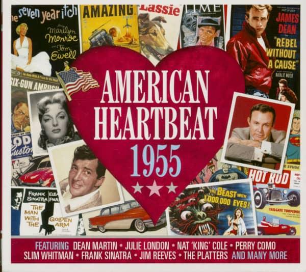 American Heartbeat 1955 (2-CD)